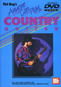 Anyone Can Play Country Guitar