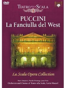 Puccini-La Fanciulla Del West