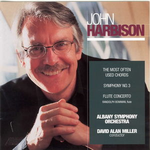 Orchestral Music of John Harbison