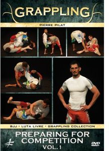 Grappling: Preparing for Competition 1