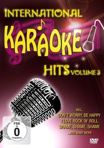 International Karaoke Hits 3