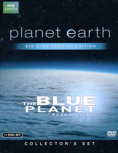 Planet Earth and Blue Planet: Seas Of Life [Special Edition] [Digipak][Slipcase] [11 Discs]