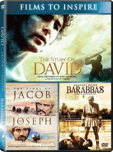 Barabbas /  The Story of David /  The Story of Jacob and Joseph