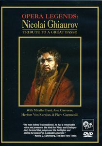 Ghiaurov, Nicolai /  Tribute to a Great Basso