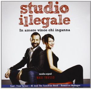 Studio Illegale (Original Soundtrack) [Import]