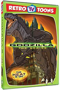 Godzilla: Animated Series - the Heat Is on