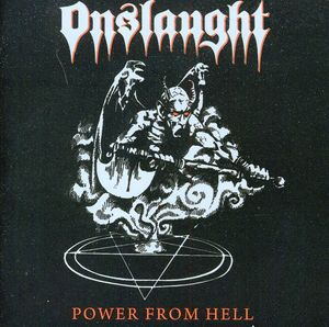 Power from Hell [Import]