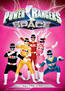 Power Rangers In Space, Vol. 1