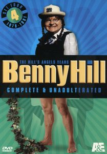 Benny Hill Set 4: Hill's Angels Years - Comp & Un