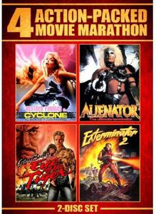 Action-Packed 4 Movie Marathon: Volume 1