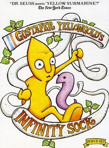Gustafer Yellowgold's Infinity Sock [With CD] [Digipak]