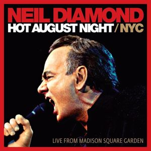 Hot August Night NYC from Madison Square Gardens [Import]