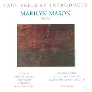 Paul Freeman Introduces Marilyn Mason 11