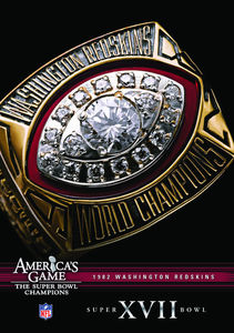 Nfl America's Game: 1982 Redskins (Super Bowl XVII)
