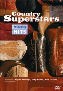 Country Superstars: Video Hits /  Various