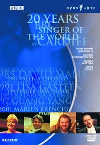 20 Years BBC Singer Of The World In Cardiff [2 Discs] [Subtitles]
