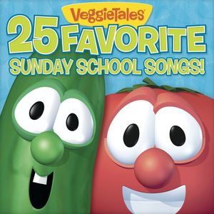 25 Favorite Sunday School Songs