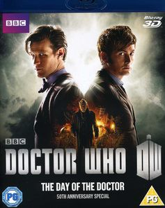 Doctor Who-50th Anniversary Release