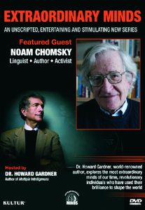 Noam Chomsky: Extraordinary Minds [Widescreen]