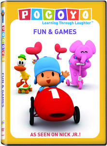 Pocoyo: Fun & Games