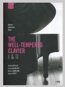 Bach: The Well-Tempered Clavier I & II [Import]
