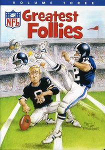 NFL Greatest Follies, Vol. 3 [Standard]