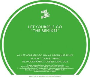 Let Yourself Go - the Remixes