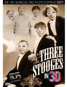 Three Stooges in 3D