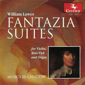 Fantazia Suites for Viol, Bass Viol & Organ