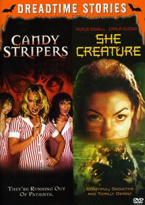 She Creature/ Candy Stripers [2 Discs]