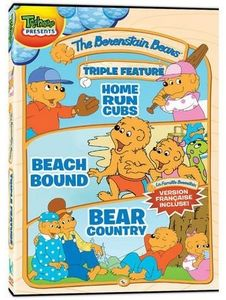The Berenstain Bears Triple Feature