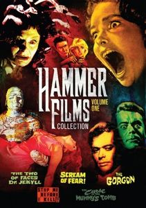 Hammer Film Collection: Volume 1 - 5 Movie Pack