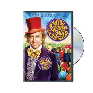 Willy Wonka & the Chocolate Factory (1973) [Import]