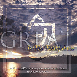 Great Is Thy Faithfulness