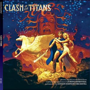 Clash of the Titans (Original Soundtrack)