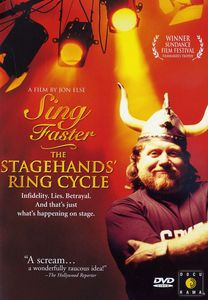 Sing Faster: Stagehands Ring Cycle