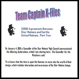 Team Captains Meet 2006 Agreement Between Star Nat
