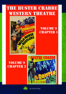 The Buster Crabbe Western Theatre: Volume 9