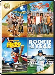 The Sandlot /  the Sandlot 2 /  Everyone's Hero