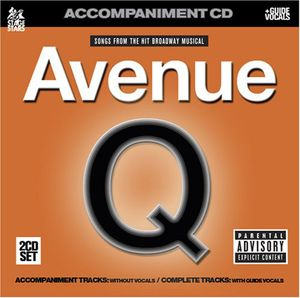 Avenue Q: Accompaniment Karaoke