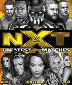 WWE: NXT's Greatest Matches, Vol. 1