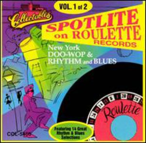 Roulette Records: Doo Wop Rhythm & Blues 1 /  Various