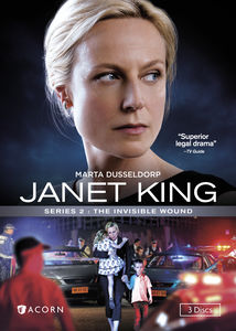 Janet King: Series 2 - The Invisible Wound