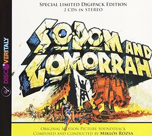 Sodom & Gomorrah (Original Soundtrack) [Import]