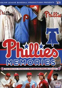 Phillies Memories: The Greatest Moments In Philadelphia PhilliesHistory [Widescreen]