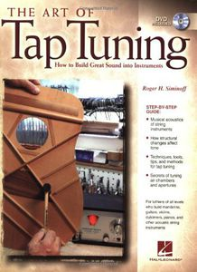 The Art Of Tap Tuning [Instructional] [With Book]