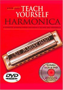 Step One: Teach Yourself Harmonica Course