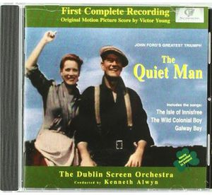 Quiet Man (Original Soundtrack)