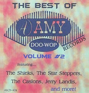 Best of Amy Doo Wop V2 25 Cuts /  Various