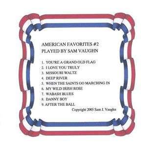 American Favorites Played By Sam Vaughn